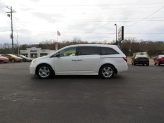 2012 Honda Odyssey Touring Batesville, Mississippi 3