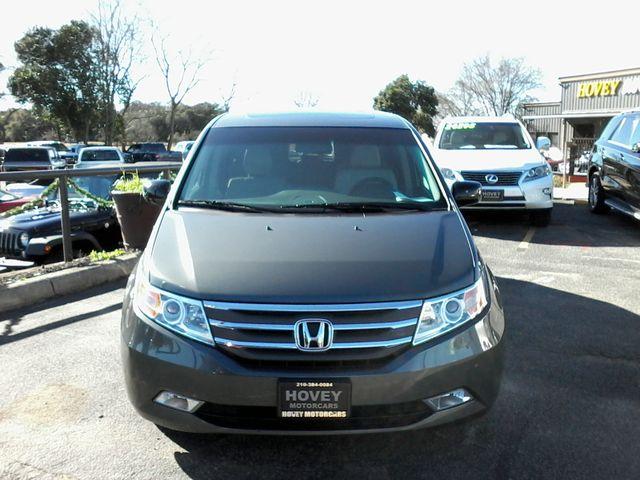 2012 Honda Odyssey Touring Boerne, Texas 1