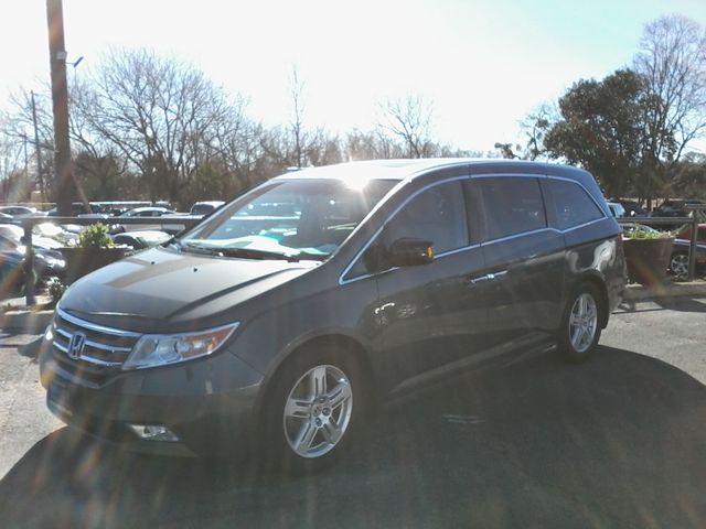 2012 Honda Odyssey Touring Boerne, Texas 2