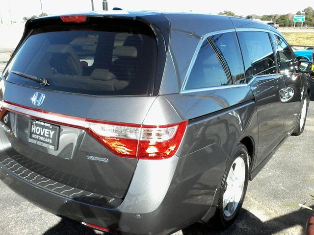 2012 Honda Odyssey Touring Boerne, Texas 6