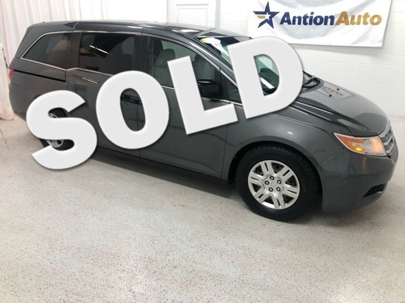 2012 Honda Odyssey LX | Bountiful, UT | Antion Auto in Bountiful UT