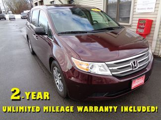 2012 Honda Odyssey EX-L in Brockport NY, 14420