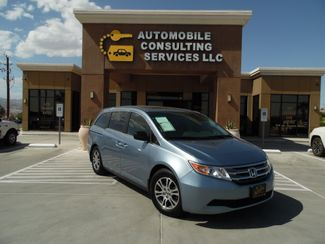 2012 Honda Odyssey EX-L in Bullhead City Arizona, 86442-6452