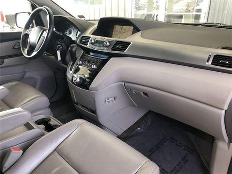 2012 Honda Odyssey EX-L Navi Sunroof Leather 3rd Row V6 We Finance   Canton, Ohio   Ohio Auto Warehouse LLC in Canton, Ohio