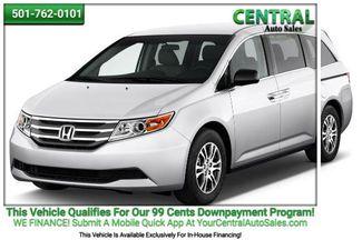 2012 Honda Odyssey LX | Hot Springs, AR | Central Auto Sales in Hot Springs AR