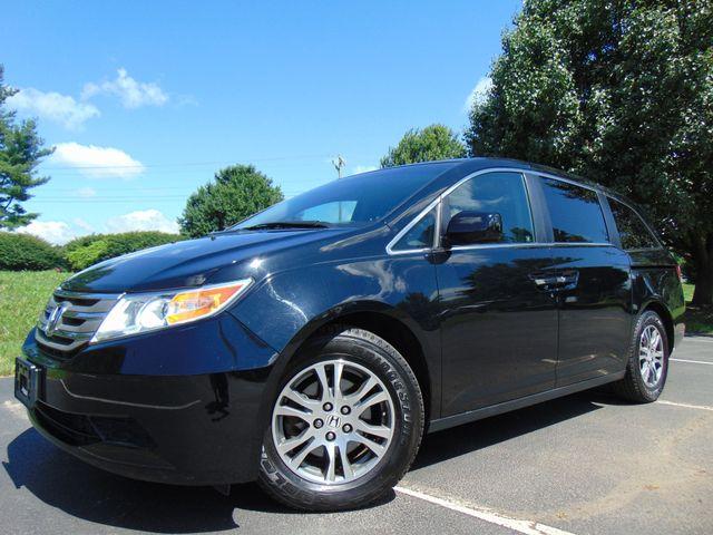 2012 Honda Odyssey EX-L Leesburg, Virginia 0