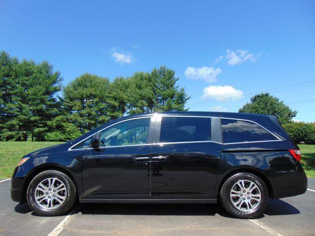 2012 Honda Odyssey EX-L Leesburg, Virginia 3