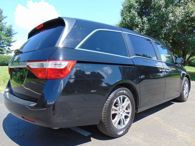 2012 Honda Odyssey EX-L Leesburg, Virginia 4