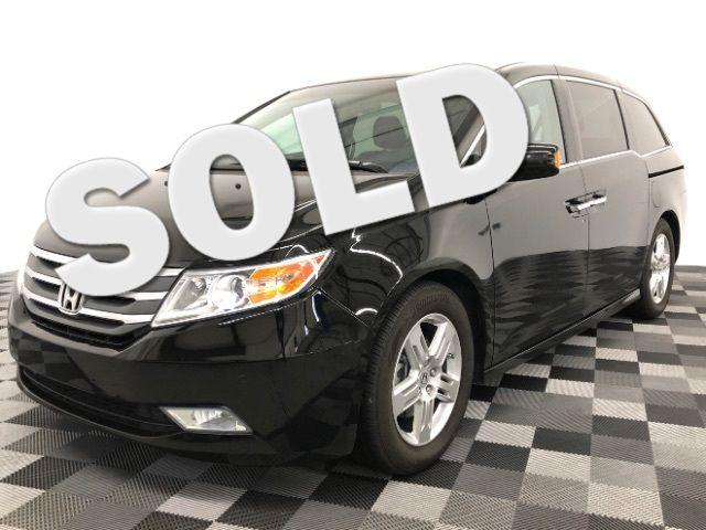 2012 Honda Odyssey Touring Elite LINDON, UT