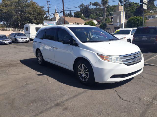 2012 Honda Odyssey EX Los Angeles, CA 4