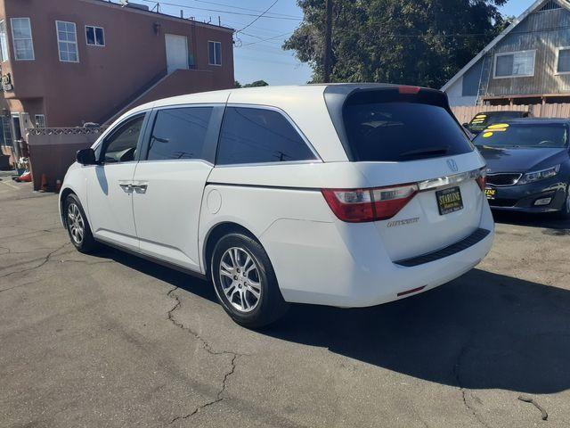 2012 Honda Odyssey EX Los Angeles, CA 8
