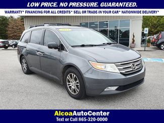 2012 Honda Odyssey EX-L w/Leather/Sunroof 8-Passanger in Louisville, TN 37777