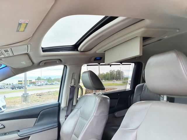 2012 Honda Odyssey Touring Elite w/DVD/Leather/Sunroof in Louisville, TN 37777