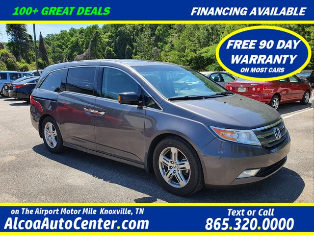 2012 Honda Odyssey Touring Leather/DVD/Navigation in Louisville, TN 37777