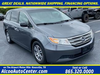 2012 Honda Odyssey EX-L DVD 8-Passenger Leather/Sunroof/Alloys in Louisville, TN 37777