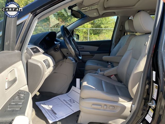 2012 Honda Odyssey EX-L Madison, NC 20