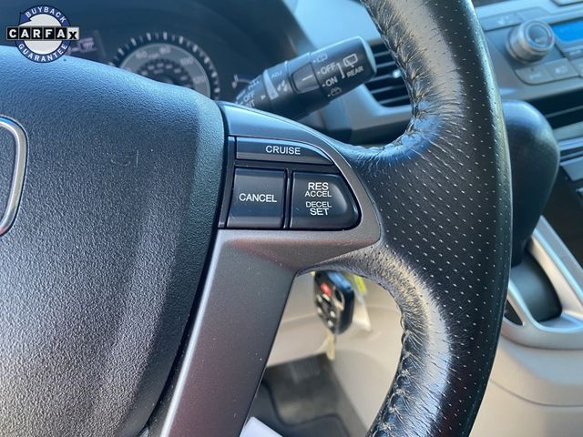 2012 Honda Odyssey EX-L Madison, NC 25