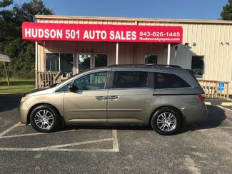 2012 Honda Odyssey EX-L | Myrtle Beach, South Carolina | Hudson Auto Sales in Myrtle Beach South Carolina