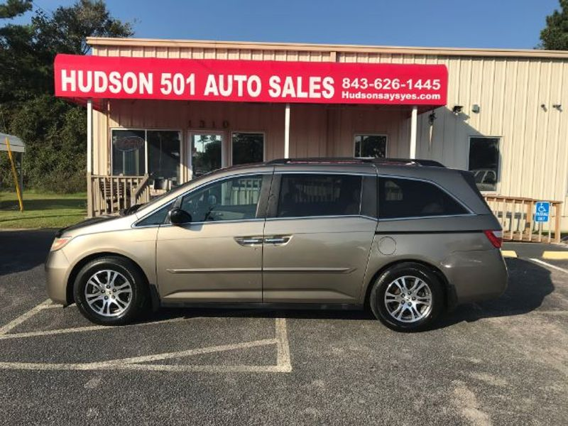 2012 Honda Odyssey EX-L | Myrtle Beach, South Carolina | Hudson Auto Sales in Myrtle Beach South Carolina