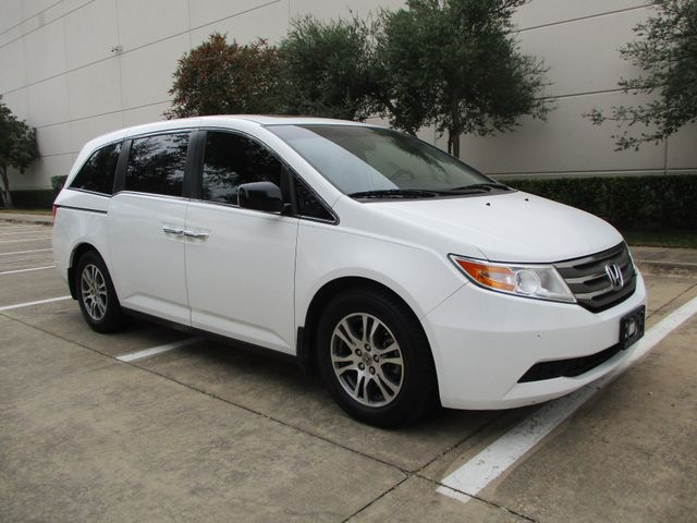 2012 Honda Odyssey EX-L 1 Owner Clean Car Fax