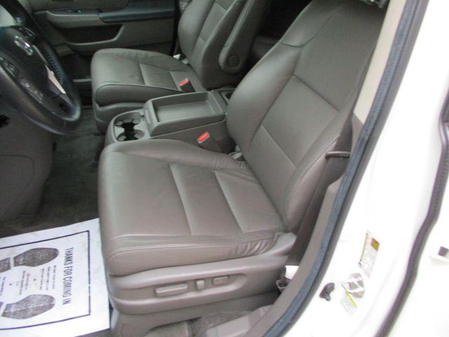 2012 Honda Odyssey EX-L 1 Owner Clean Car Fax in Plano Texas, 75074