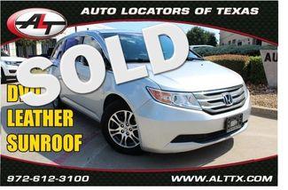 2012 Honda Odyssey EX-L   Plano, TX   Consign My Vehicle in  TX