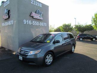 2012 Honda Odyssey LX in Sacramento, CA 95825