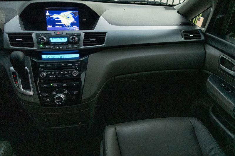 2012 Honda Odyssey Touring Elite   Texas  EURO 2 MOTORS  in , Texas