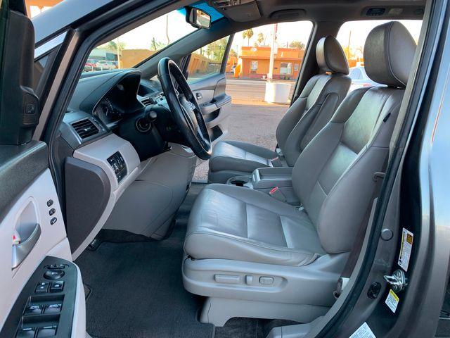 2012 Honda Odyssey Touring Elite 3 MONTH/3,000 MILE NATIONAL POWERTRAIN WARRANTY Mesa, Arizona 9