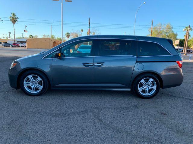 2012 Honda Odyssey Touring Elite 3 MONTH/3,000 MILE NATIONAL POWERTRAIN WARRANTY Mesa, Arizona 1
