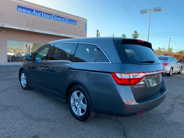 2012 Honda Odyssey Touring Elite 3 MONTH/3,000 MILE NATIONAL POWERTRAIN WARRANTY Mesa, Arizona 2