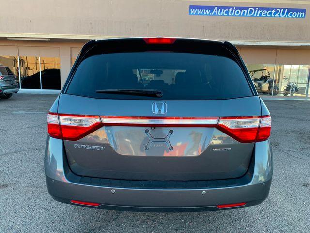 2012 Honda Odyssey Touring Elite 3 MONTH/3,000 MILE NATIONAL POWERTRAIN WARRANTY Mesa, Arizona 3