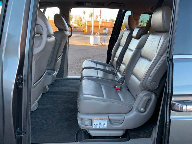 2012 Honda Odyssey Touring Elite 3 MONTH/3,000 MILE NATIONAL POWERTRAIN WARRANTY Mesa, Arizona 10