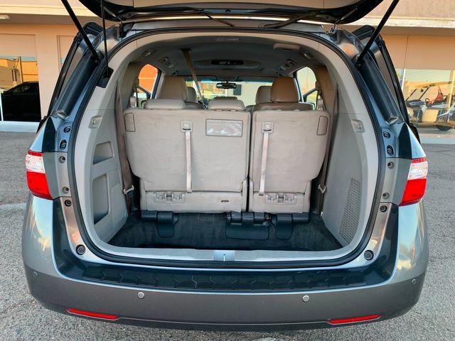 2012 Honda Odyssey Touring Elite 3 MONTH/3,000 MILE NATIONAL POWERTRAIN WARRANTY Mesa, Arizona 11