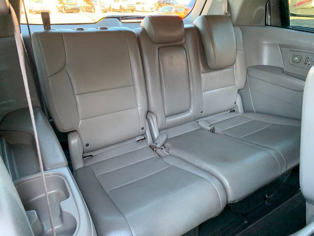 2012 Honda Odyssey Touring Elite 3 MONTH/3,000 MILE NATIONAL POWERTRAIN WARRANTY Mesa, Arizona 12