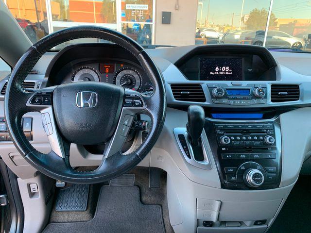 2012 Honda Odyssey Touring Elite 3 MONTH/3,000 MILE NATIONAL POWERTRAIN WARRANTY Mesa, Arizona 15