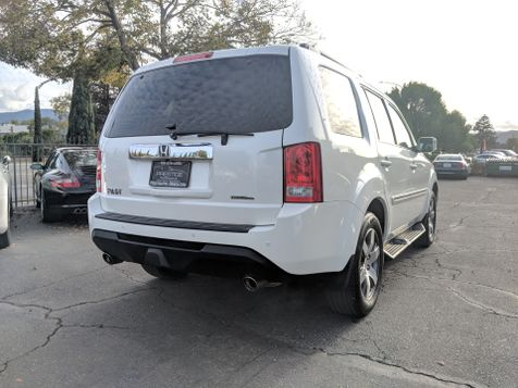 2012 Honda PILOT TOURING  in Campbell, CA