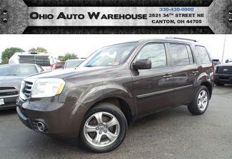 2012 Honda Pilot EX-L 4x4 Tv/DVD Sunroof Cln Carfax We Finance   Canton, Ohio   Ohio Auto Warehouse LLC in Canton Ohio