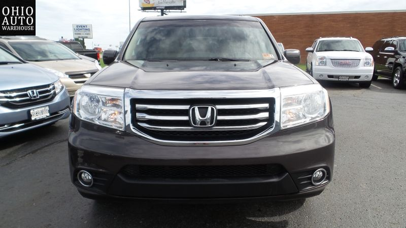 2012 Honda Pilot EX-L 4x4 Tv/DVD Sunroof Cln Carfax We Finance | Canton, Ohio | Ohio Auto Warehouse LLC in Canton Ohio