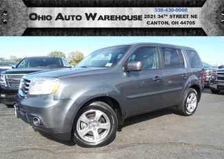 2012 Honda Pilot EX-L 4x4 Sunroof 1-Owner Clean Carfax We Finance   Canton, Ohio   Ohio Auto Warehouse LLC in Canton Ohio