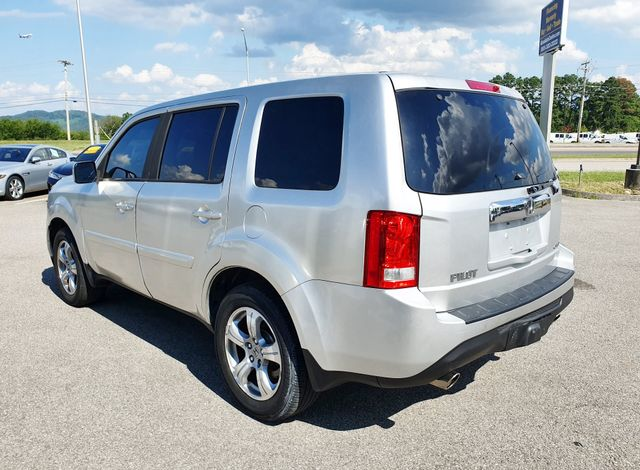 "2012 Honda Pilot EX-L 4WD Leather/ Sunroof/18"" Alloys in Louisville, TN 37777"