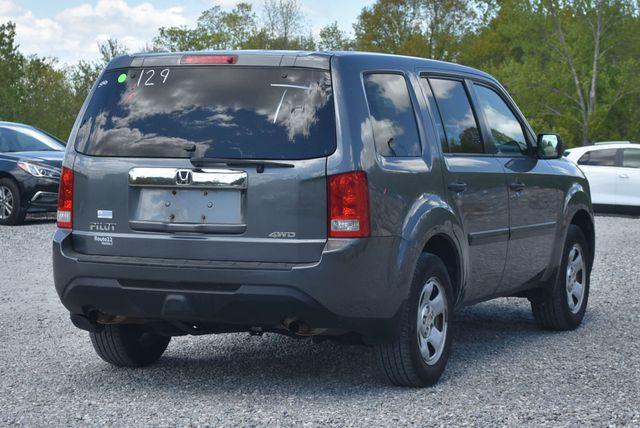 2012 Honda Pilot LX Naugatuck, Connecticut 4