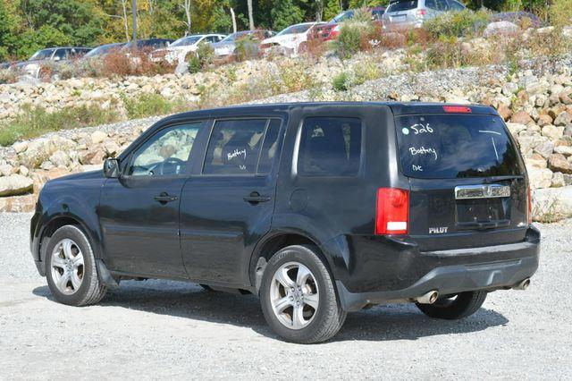 2012 Honda Pilot EX-L 4WD Naugatuck, Connecticut 4