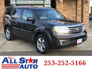 2012 Honda Pilot EX 4WD in Puyallup Washington, 98371
