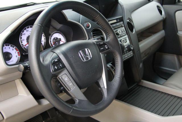 2012 Honda Pilot EX-L 4WD Richmond, Virginia 4