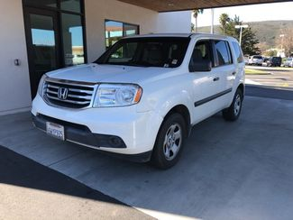 2012 Honda Pilot LX | San Luis Obispo, CA | Auto Park Sales & Service in San Luis Obispo CA