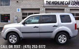 2012 Honda Pilot LX Waterbury, Connecticut 1