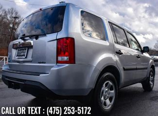 2012 Honda Pilot LX Waterbury, Connecticut 4