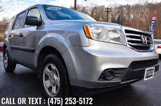 2012 Honda Pilot LX Waterbury, Connecticut 6