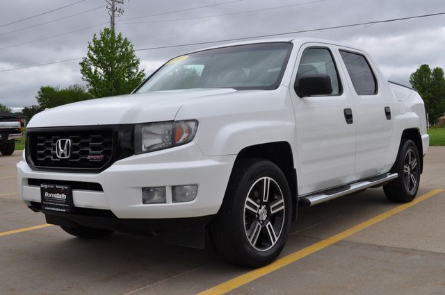 2012 Honda Ridgeline Sport in Bettendorf, Iowa 52722